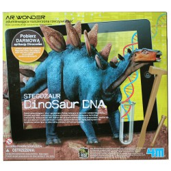 Dinosaur DNA - Stegozaur