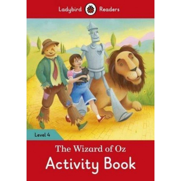 The Wizard of Oz Level 4 - book