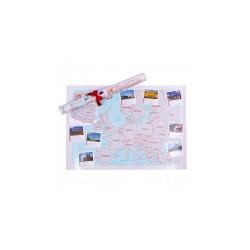 Mapa Zdrapka dla Dwojga -...