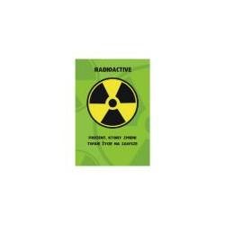 Torebka - Radioactive - Wielka