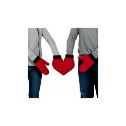 Zakochane rękawiczki dla...