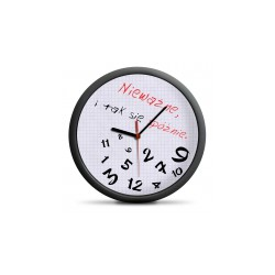 Zegar dla spóźnialskich -...