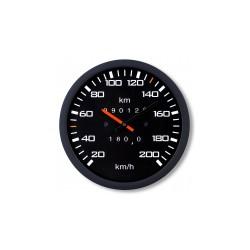 Zegar Prędkościomierz -...