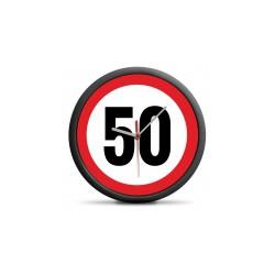 Zegar urodzinowy 50 -...
