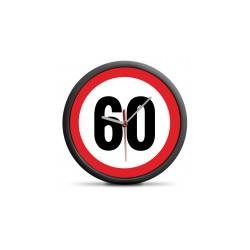 Zegar urodzinowy 60 -...