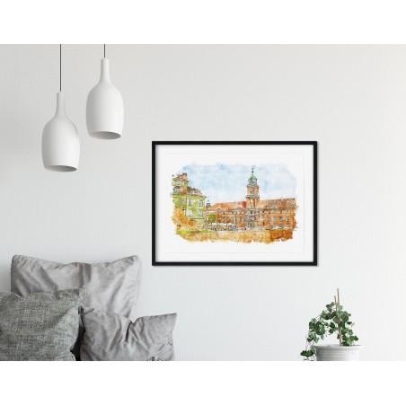 Plakat Stare Miasto -...