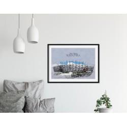 Plakat Stadion Narodowy...
