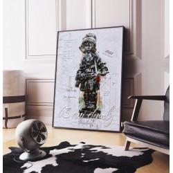 Plakat Małego Powstańca -...