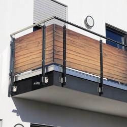 Osłony balkonowe Foto...